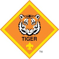 Tiger Rank Badge